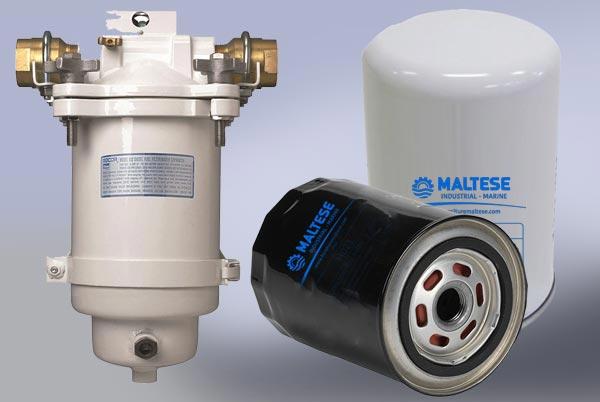 filtri per motori industriali
