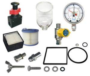 accessori e ricambi filtri