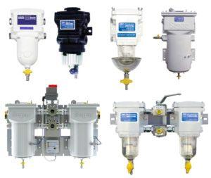Separatori Sepa Filter