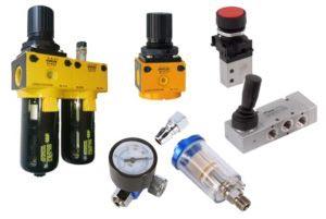 filtri e regolatori aria