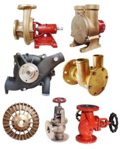 pompe idrauliche e manuali